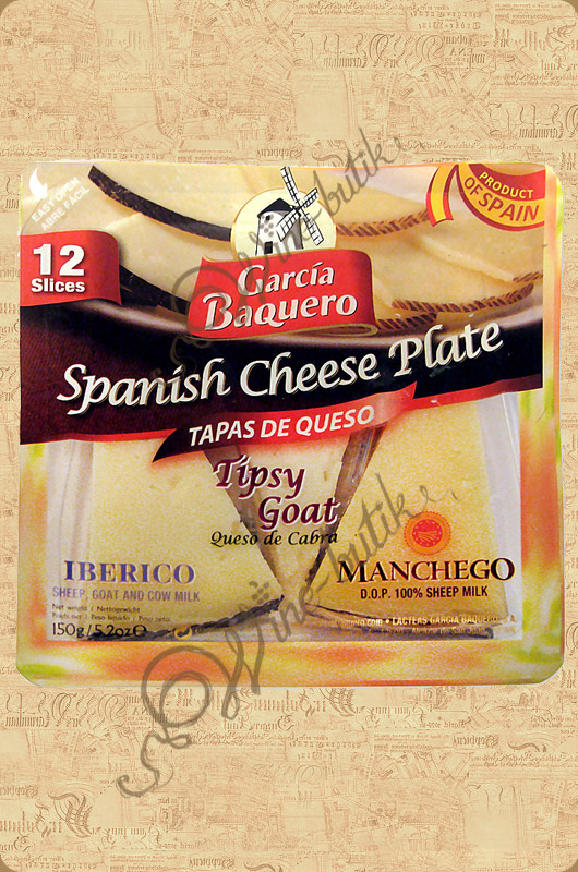 Spanish Cheese Plate (Iberico,