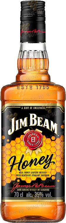 Крепкие  Jim Beam  Honey Jim Beam