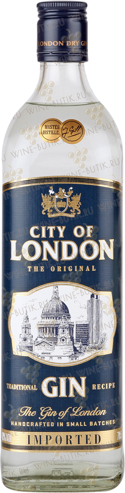 Крепкие  Hayman Distillers  City of London