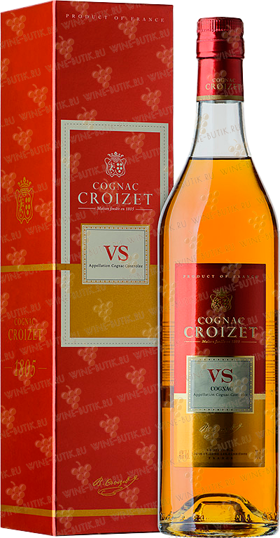 Крепкие  Croizet  Croizet VS gift box