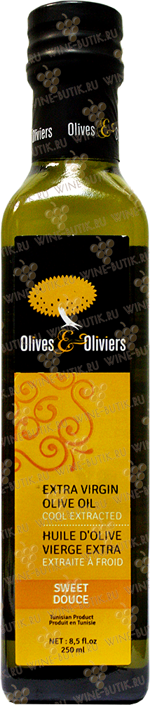 Деликатесы  Olives & Oliviers  Olives&Oliviers Extra Virgin Olive Oil 0,25L In Glass