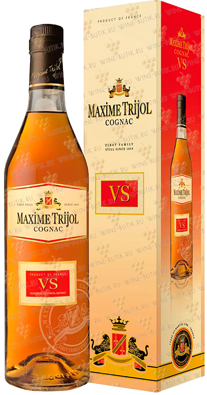 Крепкие  Maxime Trijol  Maxime Trijol VS gift box
