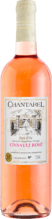 Вино  Chantаrel  Chantarel Cinsault Rose 2015