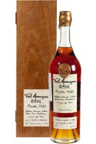 Armagnac Delord 1985 Millesime (in a wooden box)