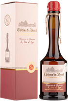 Reserve du Chateau 8  ans d'age in gift box