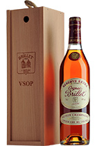 Brillet Reserve VSOP Petite Champagne in wood box