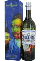 Absente 55 gift box 3D