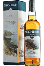 McClelland's Islay Single malt gift box