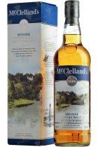 McClelland's Speyside Single malt gift box