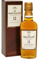 Macallan 12 years Sherry Oak Single malt Speyside 0.05L