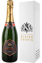 Didier Cuvee Chopin Grande Reserve gift box