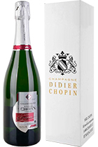 Didier Chopin Cuvee D'Exception gift box
