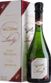 Вино Paul Goerg Brut Millesime Lady 2004 gift box
