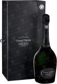 Вино Laurent-Perrier Grand Siecle with 2 glasses in gift box