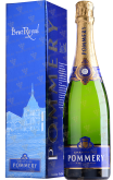 Вино Pommery Brut Royal gift box