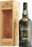 Вино Cruz Porto Special Reserve in gift box