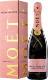Вино Moet & Chandon Brut Imperial Rose gift box