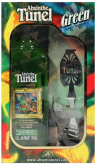 Крепкие напитки Absinthe Tunel Green with spoon and glass gift box