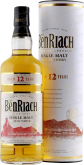 Крепкие напитки Benriach 12 years in tube
