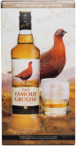 Крепкие напитки Famous Grouse with glass