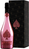 Вино Armand de Brignac Brut Rose in wood box