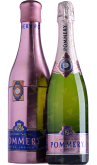 Вино Pommery Brut Rose gift box