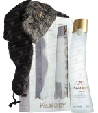 Крепкие напитки Mamont gift box + Russian national cap (ushanka)