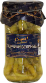Деликатесы Peppers green Coquet