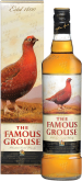 Крепкие напитки Famous Grouse in metall box