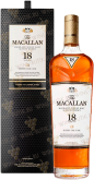 Крепкие напитки The Macallan 18 years Sherry Oak gift box