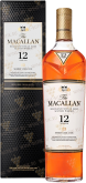 Крепкие напитки Macallan 12 years Sherry Oak gift box