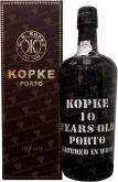 Вино Kopke Porto Tawny 10 Years Old gift box