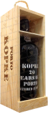 Вино Kopke Porto Tawny 20 Years Old gift box