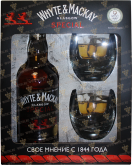 Крепкие напитки Whyte & Mackay Special gift box + 2 glasses