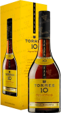 Крепкие напитки Torres 10 years Gran Reserva in gift box
