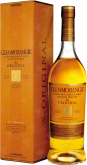 Крепкие напитки Glenmorangie The Original Scotch Single Malt 10 yeard old gift box