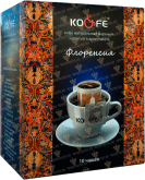 Деликатесы Drip Bag Coffee Espresso Florencia