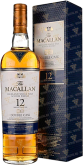 Крепкие напитки Macallan Double Cask 12 years gift box