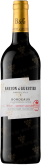Вино Barton & Guestier Passeport Bordeaux Rouge 2014