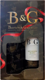 Вино Barton & Guestier Sauvignon Blanc Reserve 2015 with a glass in gift box