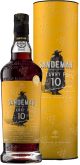 Вино Tawny Porto 10 years old Sandeman in tube