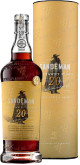 Вино Tawny Porto 20 years old Sandeman in tube