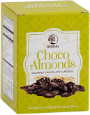 Деликатесы Almonds in chocolate  INDEAL 100 gr in carton box