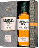 Крепкие напитки Tullamore D.E.W. 18 years gift box