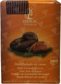 Деликатесы Dates in chocolate INDEAL in box 5pcs
