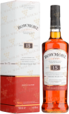 Крепкие напитки Bowmore Darkest 15 years in gift box