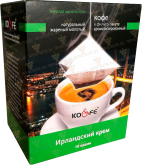 Деликатесы Coffee Irish Cream in sachet