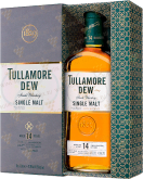 Крепкие напитки Tullamore D.E.W. 14 years gift box