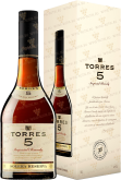 Крепкие напитки Torres 5 years Solera Reserva in gift box
