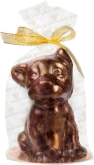 "Деликатесы Chocolate figure ""Dog"" 95g"